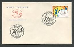 FDC ITALIA 2010 - CAVALLINO - ANNIVERSARIO FEDERAZIONE ITALIANA TENNIS - 218 - F.D.C.
