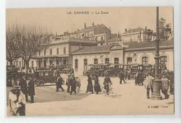 06 Cannes La Gare N118 - Cannes