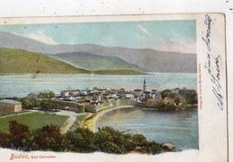 MONTENEGRO BUDUA SUD DALMATIEN (CARTE PRECURSEUR ) - Montenegro