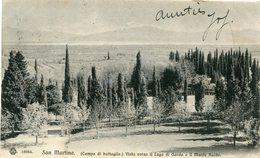 SAN MARTINO - VISTA Verso Il LAGO Di GARDA E IL MONTE BALDO - - Bergamo