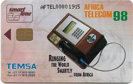 Swaziland/Romania - TEMSA, Africa Telecom 98, 50SZL (check Photos!) - Swaziland