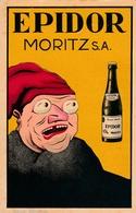 Cartolina -   Postcard  / Non Viaggiata / Unsent /  Epidor Moritz S.A. - Publicité