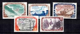 Russie YT N° 1584/1588 Neufs *. B/TB. A Saisir! - 1923-1991 URSS