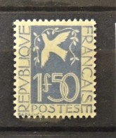 02 - 20 // France - N°294 * - MH - Cote 60 Euros - Gomme Diffuse - France