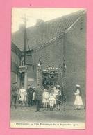 C.P. Huissignies = Fêtes  Patriotique  Du  12.09.1920 - Chièvres