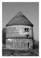 PERREX - Pigeonnier Circulaire - France