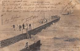 Algérie / Bordj El Kiffan / Fort-de-l'Eau - La Jetée - Collection Idéale P.S. - 27/12/1904 - Algérie