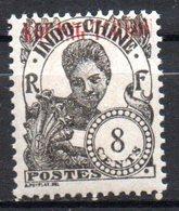 Col17  Colonie Kouang Tchéou N° 63 Neuf X MH Cote 3,00€ - Unused Stamps