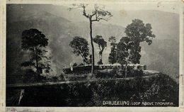 INDIA // INDE. Darjeeling - Loop Above Tindharia - India