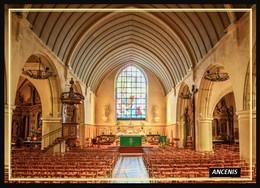 44  ANCENIS   ...   Inteieur De L Eglise St Pierre - Ancenis