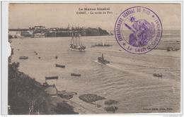 LE MAROC ILLUSTRE RABAT LA SORTIE DU PORT 1916 - Rabat