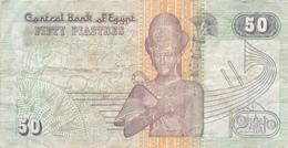 LOT 3 BILLETS EGYPTE De 1/2 Pound , 1 Pound Et 5 Pounds @ PICK 50,55 Et 63 - Egipto