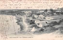 Algérie / Sidi-Ferruch - Les Cabanons De La Plage Est - Éditions Geiser - 2 Avril 1921 - Algérie