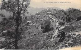 ALGERIE Algeria -  Un Village KABYLE Dans Le DJURJURA - CPA - Algerien Algerije - Other