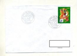 Lettre Cachet Royan Salon Collectionneur Euro - Storia Postale