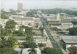 AFRIQUE. CAMEROUN. DOUALA. . VUE GÉNÉRALE. ANNEE 1979 + TEXTE - Kamerun