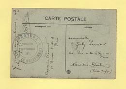 Commission De Gare - Toulouse - Le Commissaire Militaire - Guerra De 1914-18