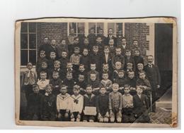 Hove Oude Klasfoto Op Hard Karton 1929 (15 X 10 Cm) Toestand Zie Scan - Hove