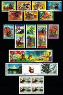Rusia LOTE (4 Series)** Cat.10€ - Russia & USSR