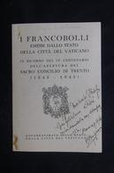 VATICAN - Livret Souvenir De 1946 De La Cité Du Vatican Avec Timbres Des Cardinaux, à Voir - L 52301 - Vatican