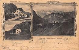 THAL Von UNKEN AUSTRIA~GASTHOF Zur POST~VILLA FAHRMBACHER~1903 JOSEF SCHMIDT PHOTO POSTCARD 43481 - Österreich