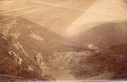Photo Ancienne (sans Carton) - Vue De La Vallée De Munster (dim 15,5 X10 Cm) - Anciennes (Av. 1900)