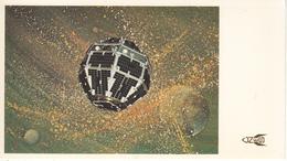 SATELLITE  D5B Bis CASROR - Astronomia
