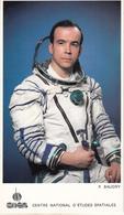 P. BAUDRY - CENTRE NATIONAL D'ETUDE SPATIALES - Astronomia