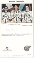 MISSION CASSIOPÉE - L. EYHARTS - V.G. KORZOUN - A.Y. KALERI - Astronomia