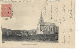 TRELANS (Lozère) L'Eglise - Other Municipalities