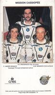 MISSION CASSIOPÉE - P.V. VINOGRADOV - C. ANDRE DESHAYS - G.M. MANAKOV - Astronomia