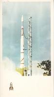 Lance Satellite DIAMANT B. - Astronomia