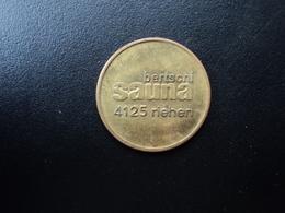 Bertschi SAUNA 4125 Riehen * - Firma's
