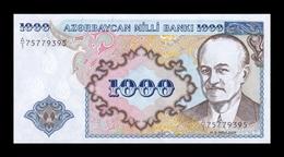 Azerbaiyan Azerbaijan 1000 Manat 1993 Pick 20a SC UNC - Arzerbaiyán