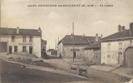 Deneuvre Les Baccarat   Le Laitre    Café - Autres Communes