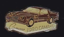 61735-Pin's .Camaro.1980.. - Corvette