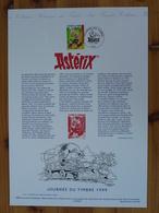 Document Officiel FDC 99-501 Astérix 1999 - Bandes Dessinées