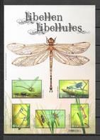 """België 2018 Velletje """"LIBELLEN """" (**) - Unused Stamps"""