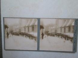 Vezoul Foire De Ste Catherine Le 25... 1911 - Photos Stéréoscopiques