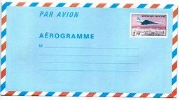 Aérogramme  / Concorde - Aérogrammes