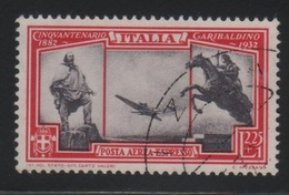 1932 Garibaldi P.a.e. Valore Singolo US - Usati