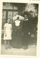 Photo Foto Soignies 1942 ( 6 X 9 Cm ) Zuster Soeur Non - Soignies