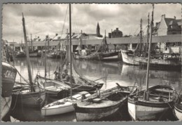 CPSM 14 - Port En Bessin - Le Port - Port-en-Bessin-Huppain