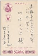 Japan - Postkarte - Sin Clasificación