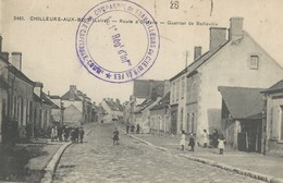 Chilleurs Aux Bois   Route D'Orleans  Quartier  De Belleville - France