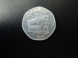 TRAM CAR 1903  * - Monétaires/De Nécessité