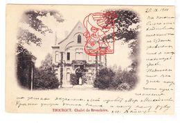 PK Torhout - Chalet / Villa Louis De Brouckère ( Roeselare 1870 - Brussel 1951) / Nr Mdm Blancoff Sint-Gillis Vorst 1901 - Torhout