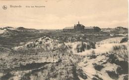 PK, Westende, Villa Des Marçuvins, Ongebruikt - Westende