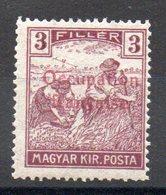 HONGRIE ARAD - YT N° 5 Signé - Neuf ** - MNH - Cote: 2,00 € - Hongrie (1919)