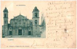 HABANA - La Catedral - Cuba